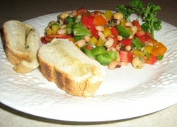 Murdle's Chick Pea Salad