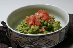 Green Pea Guac