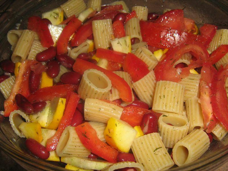 Mezzi Rigatoni Salad