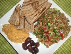 Chewy Tabbouleh