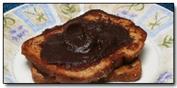Apple Cider French Toast