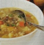Humble and Hearty Vegetable Soup